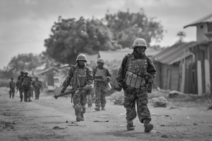 The Fight Against Al Shabab