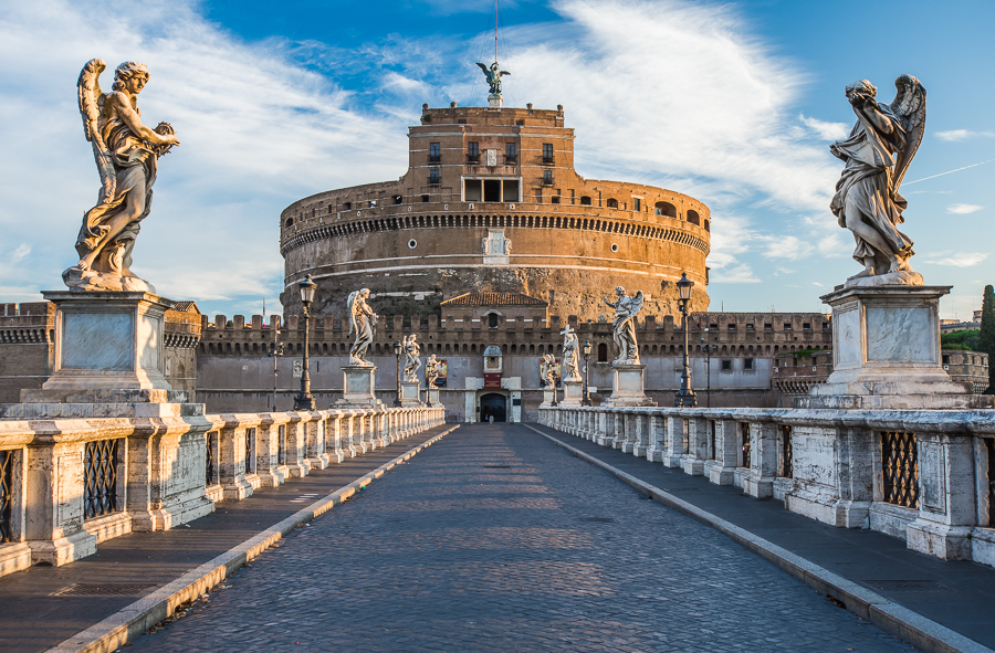 Architecture of Rome, the Eternal City