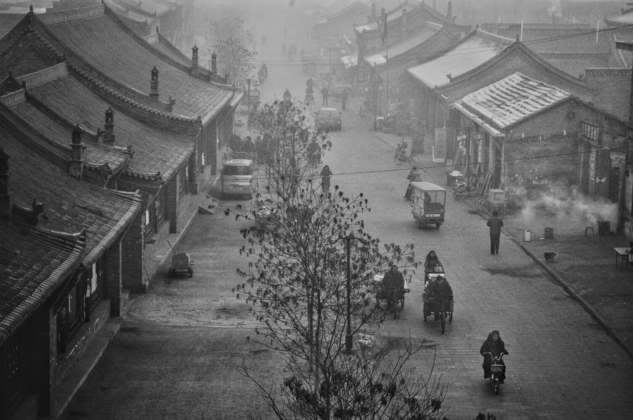 A day life in Pingyao