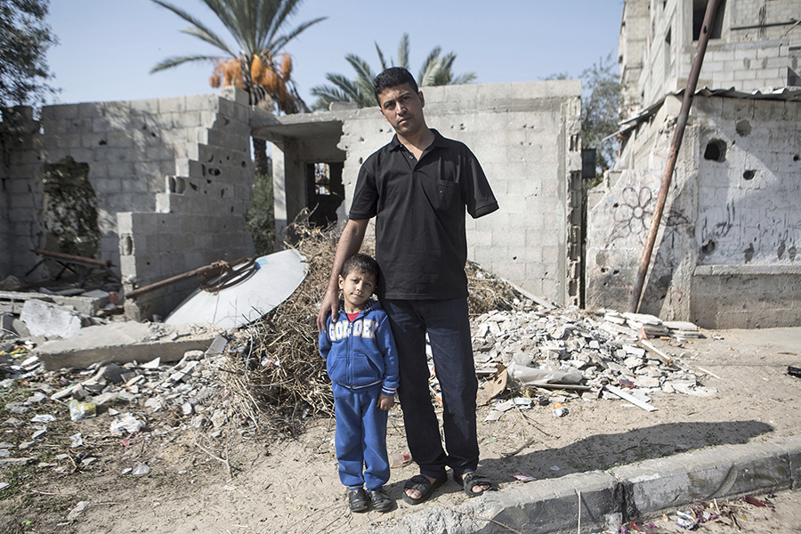 Gaza Obliterated Families