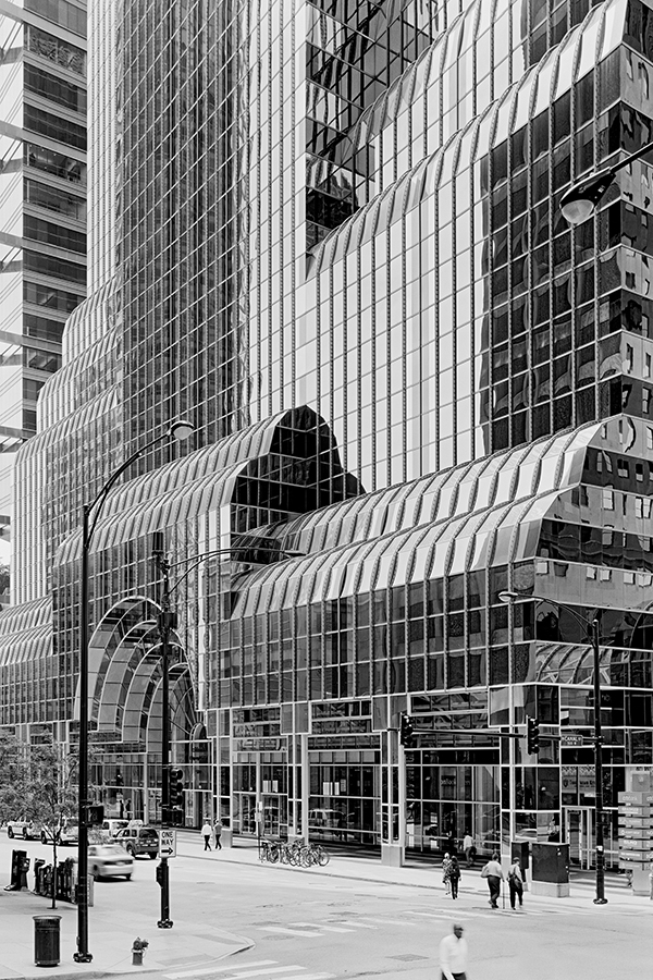 Black and White Architectural Photography