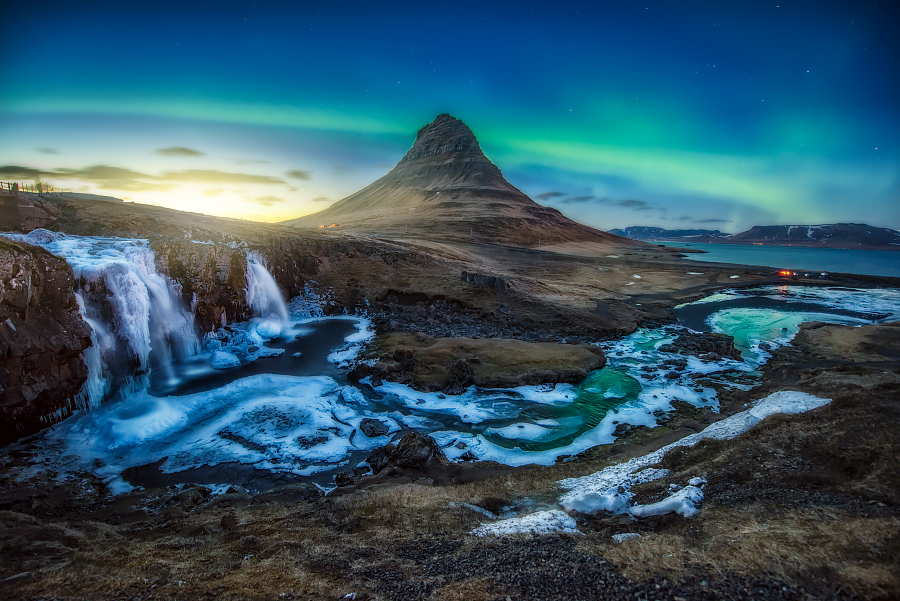 Iceland, The Land of Dreams
