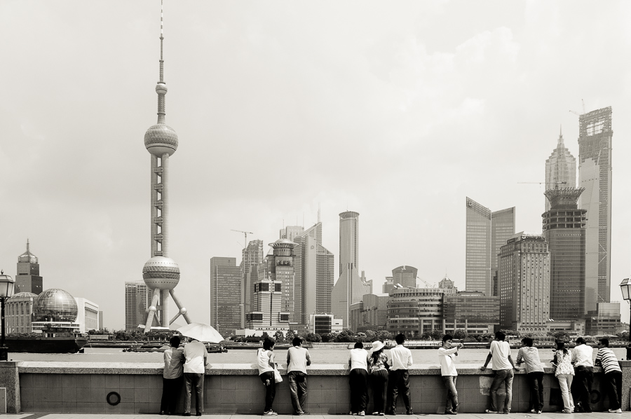 The Rising of Shanghai