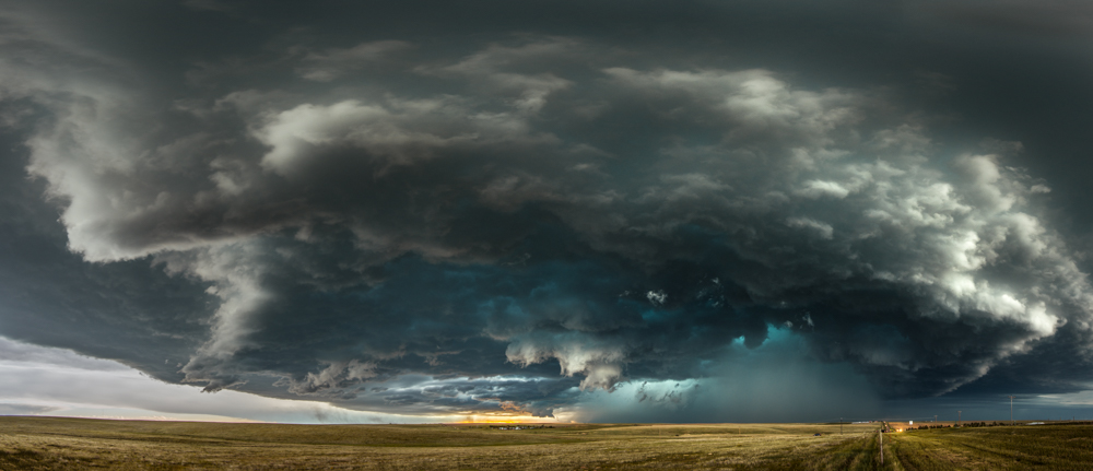 The Stormscapes of Tornado Alley