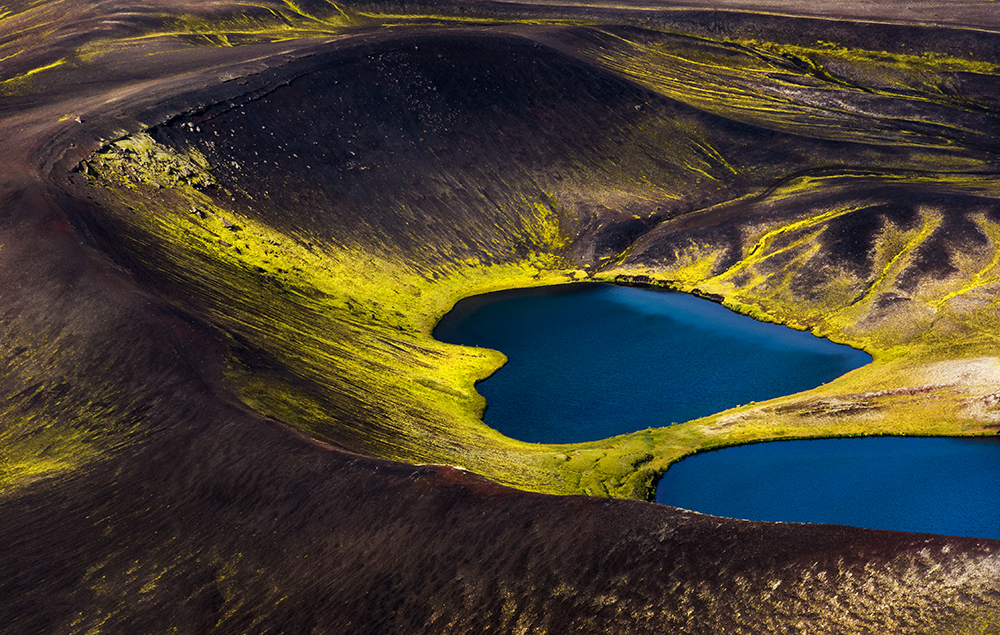 Art of Nature - Iceland from Above
