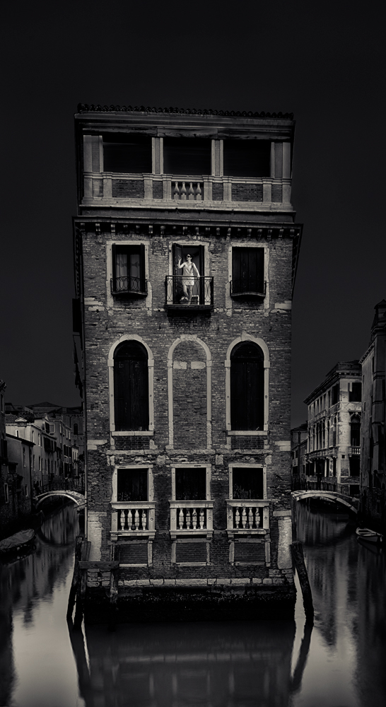 Iconic buildings of Venice