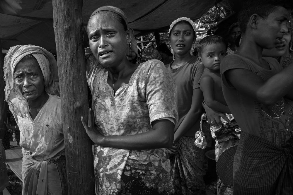 Who will save the Rohingyas?