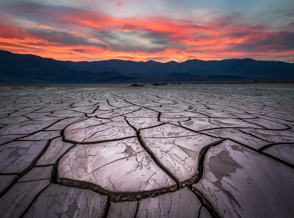 Death Valley: The Land of Light & Texture