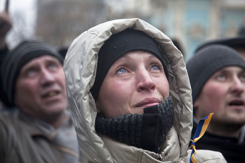 Maidan, More Than Life and Death