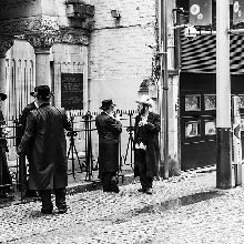 Orthodox Jews in Belgium