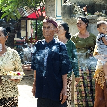 Cremation in Bali
