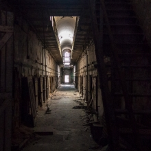 Return to Eastern State Penitentiary