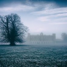 Syon House In The Mist