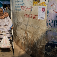 Mothers - Widows of Vrindavan