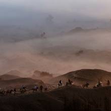 Riders Of The Mist