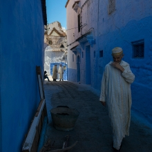 Early Morning, Chefchaouen, Morocco