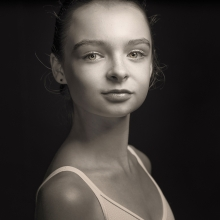 Cerise, young dancer